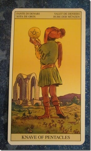 page-pentacles-new-visons-tarot-forecast
